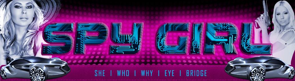 Spygirl Logo Girl